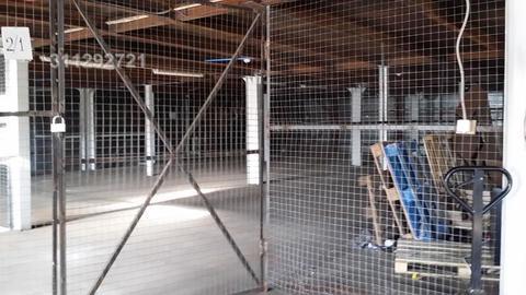 Под склад, площ.: 160 м2, холод, выс. потолка: 3,5 м, огорож. терр,