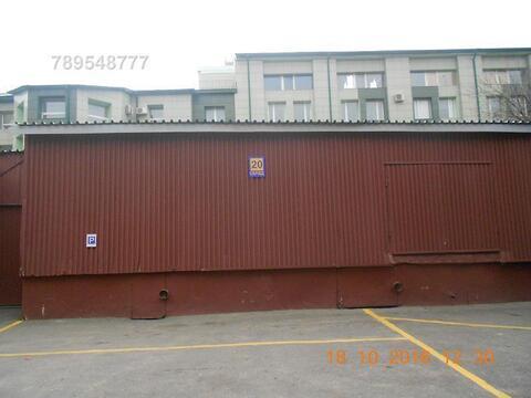 Сдается холодный склад на первом этаже