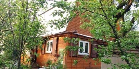 Продается летний дом на участке 6 соток в СНТ Мичуринец, г Жуковский