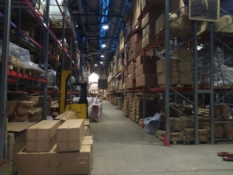 Производство/Склад 687 кв.м,500 квт, пандус