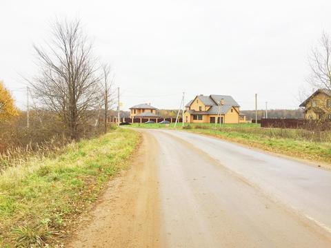15 соток в д. Кузнецово (ближнее) 60 км от МКАД по Дмитровскому шоссе