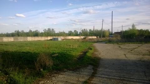 Участок 12 соток в Серпухове.