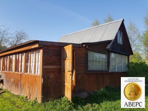 Жилой дом 45 кв.м. с.Атепцево