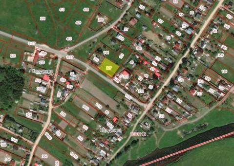 В деревне Холдеево продается участок земли12 соток