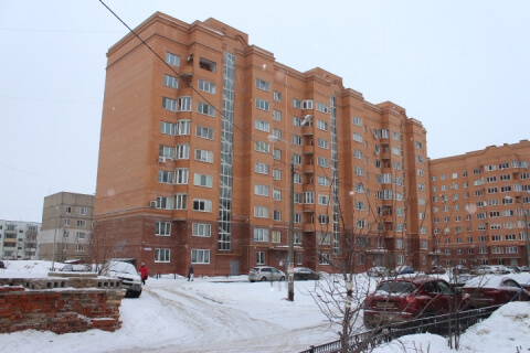 Купить однокомнатную квартиру в Можайске, улица Дмитрия Пожарского