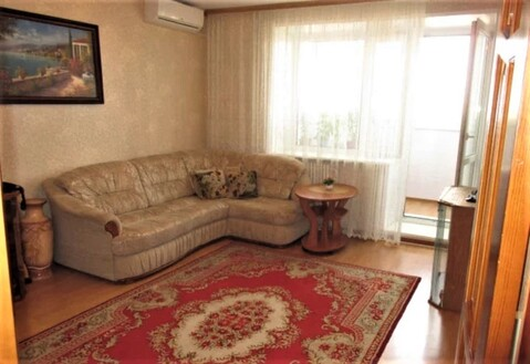 3-х комнатная квартира в Чехове в кирпичном доме.