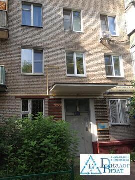 Продается 1-комнатная квартира в пешей доступности от ж/д Перово