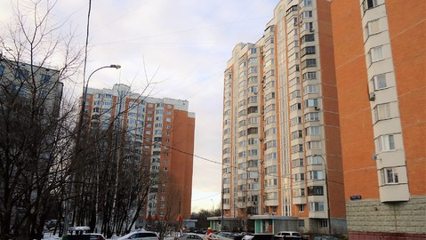 Квартира с ремонтом в пешей доступности от метро