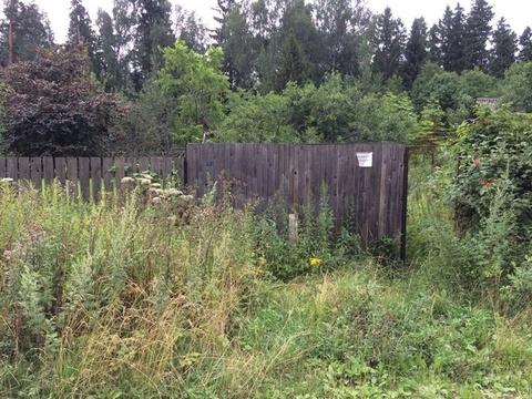 Участок в Ивантевке