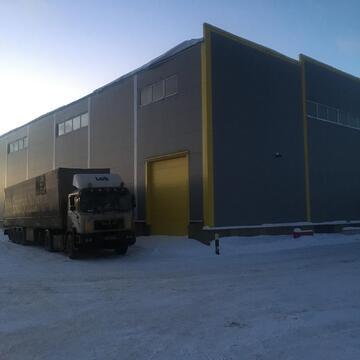 Сдается теплое складское помещение 5700 кв.м 30 км от МКАД Калужское ш