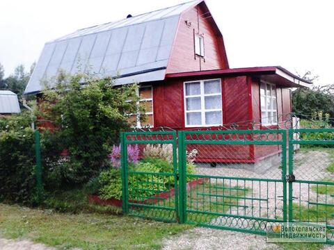 Брусовая дача в СНТ Ильинка 115 км от МКАД