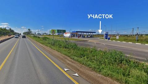 Продается участок под торговый центр 1,1 га вдоль Каширского ш.