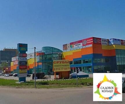 Продается торговый центр общей площадью 9 000 кв.м. Земельный участок