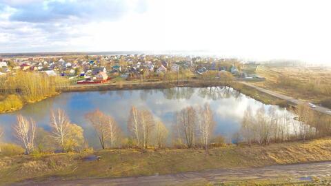 Участок у озера д. Аксеново ИЖС