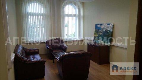 Аренда офиса 460 м2 м. Пушкинская в административном здании в Тверской