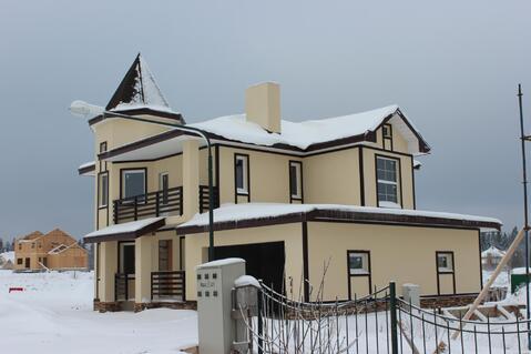 Новый дом 208 м2 на 12 сотках в 53 км от МКАД по Новорижскому шоссе