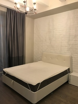 1-комнатная квартира, 62 кв.м.