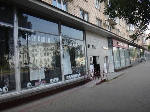 Торговое помещение на ул. Люсиновской