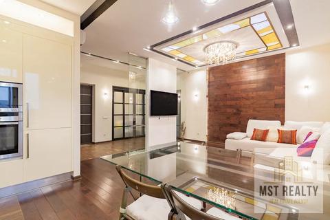 Двухкомнатная квартира с кэксклюзивным ремонтом | ЖК Березовая роща