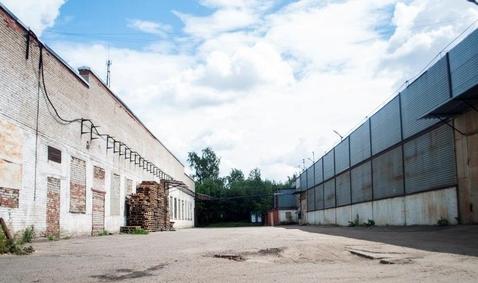 Складской комплекс в Домодедово