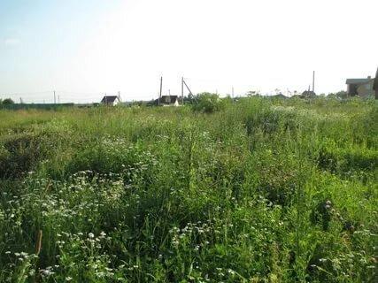 Участок в Пушкинском районе п.Левково-1, 2000000 руб.