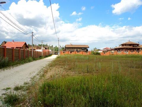У-ок 20 соток в д Алексеевка-3, Щелковского района ИЖС.