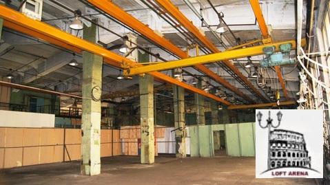 Аренда помещения в производственном здании (псн), площадью 790 кв.м.