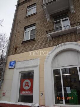 Продажа 3 комнатной квартиры м.Профсоюзная (улица Ивана Бабушкина)