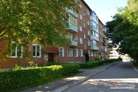 Однокомнатная квартира в городе Волоколамске