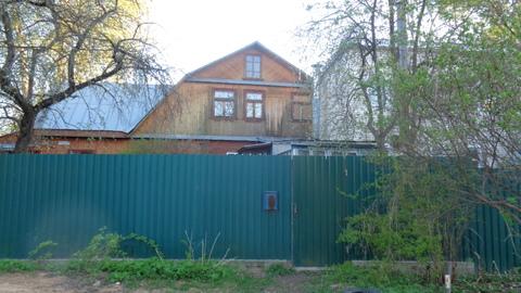 Продается в г.Пушкино на ул.Оранжерейной часть жилого дома