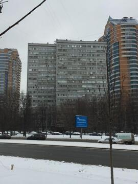 Продажа квартиры, м. Проспект Вернадского, Ленинский пр-кт.
