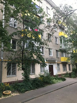 Москва, 2-х комнатная квартира, Маршала Жукова пр-кт. д.25 к1, 8100000 руб.