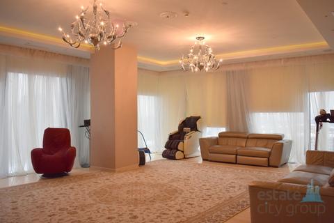 "4-комнатная квартира, 220 кв.м., в ЖК ""Город Столиц"""