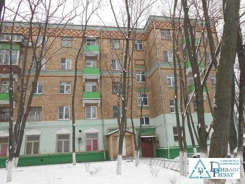 Большая трехкомнатная квартира в сталинском доме, г. Люберцы