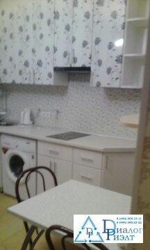 Сдается 1-комнатная квартира в 15 минутах ходьбы до ж/д Краскова