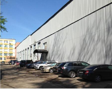 Складское здание на Подъемной ул., 774500000 руб.
