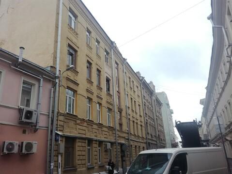 Продается комната 24 кв.м, м.Сретенский бульвар, центр Москвы