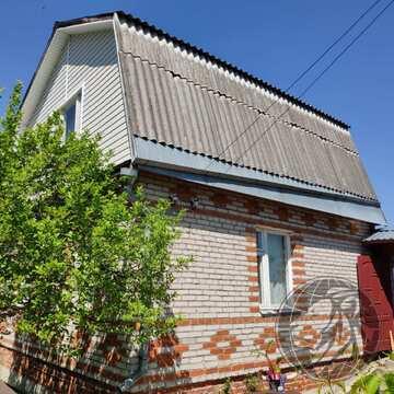Кирпичный дом на участке 6 соток в СНТ Аина, г.о. Подольск