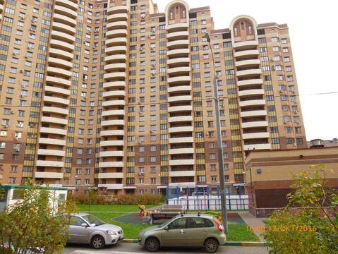 Двухкомнатная квартира улучшенной планировки в ЦАО