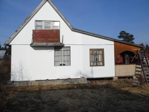 Продается дача в красивом садовом товариществе Рузкий район.