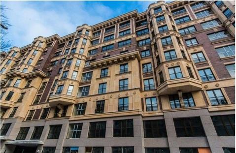 3-комнатная квартира, 126 кв.м., в ЖК Royal House on Yauza