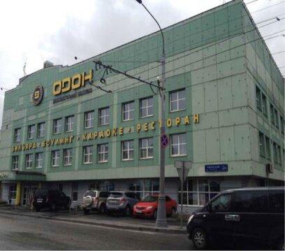 Продажа развлекательного комплекса 4825 м2 на Рязанском пр-те 2б
