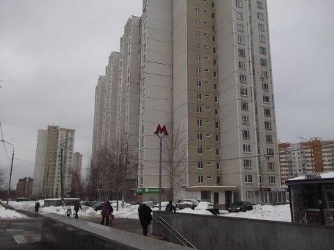 1-к.квартира рядом с метро Митино