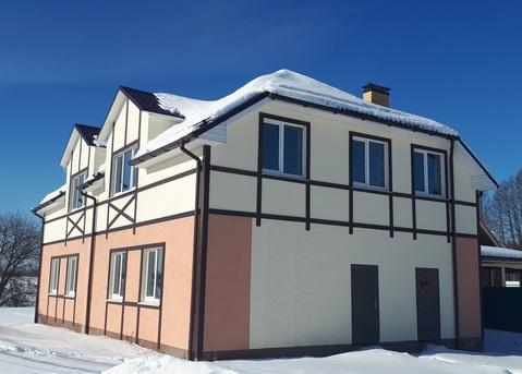 Дуплекс 122.5 кв.м. на участке 3.5 соток в Раменском р-не