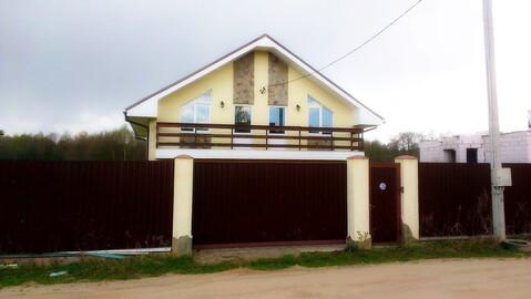 Дом 165 м2 на участке 20сот в Аксиньино, Щелковский р-он.