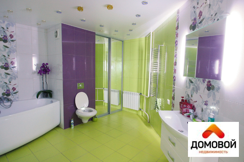 Роскошная 3-х комнатная квартира с евроремонтом