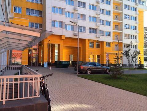 Двухкомнатная квартира в ЖК Самоцветы, общ/пл 62 кв.м, этаж 17