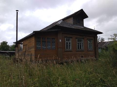 Дом с участком 28 соток в селе Тимоново Дмитровского района
