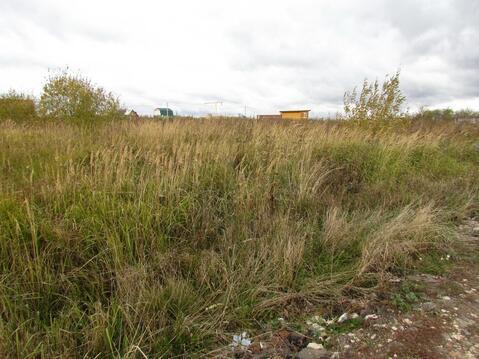 Продается земельный участок в с. Акатьево Коломенского района