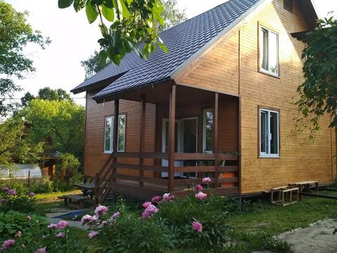 Продается дом в черте города Щелково СНТ Химмаш, ул.Заречная